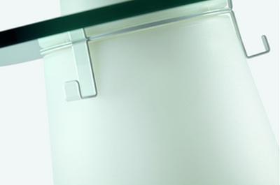 Handtaschenhalter für PEAK beleuchteter Stehtisch