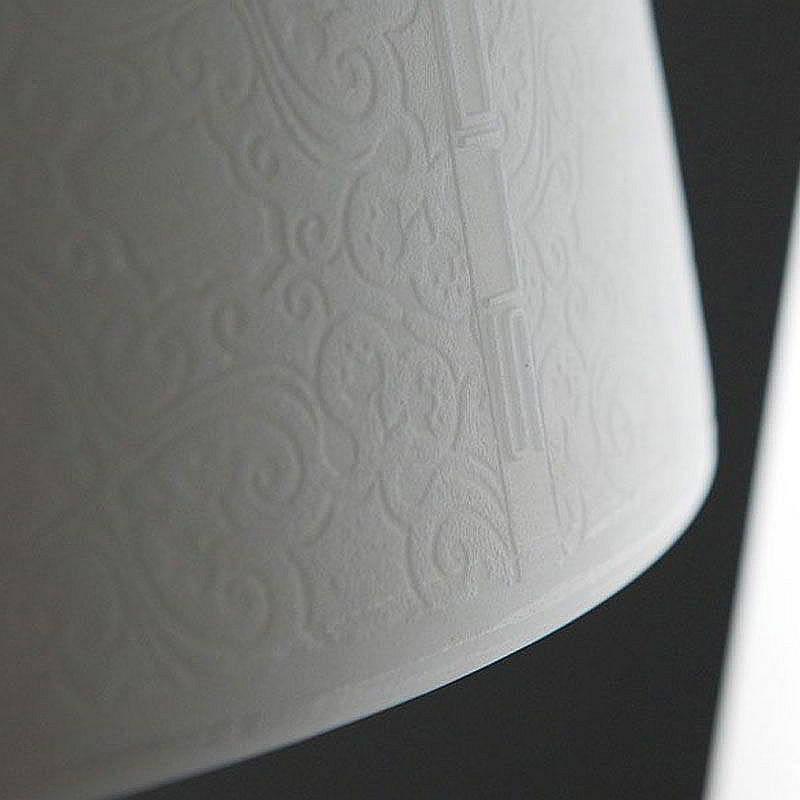 PIANTANA ALIBABA Stehleuchte, Detail Maserung
