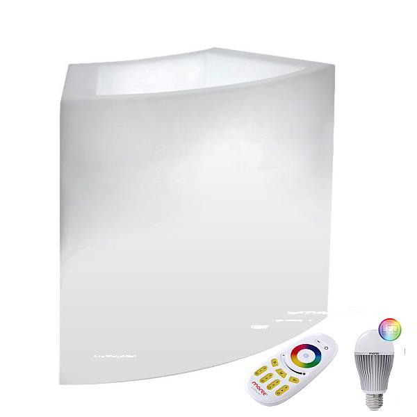 ICE BAR mit LED-Birne Beleuchtung, Funk-Fernbedienung