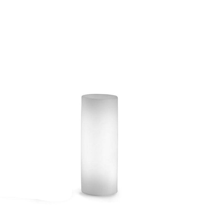FLUO Leuchtsäule 40 x 30 cm Indoor