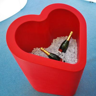 MON AMOUR Vase als Flaschenkühler