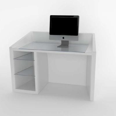 Kanal Schreibtisch