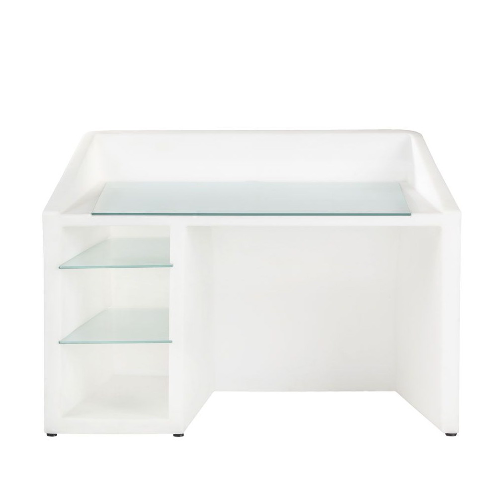 KANAL Schreibtisch mit Beleuchtung