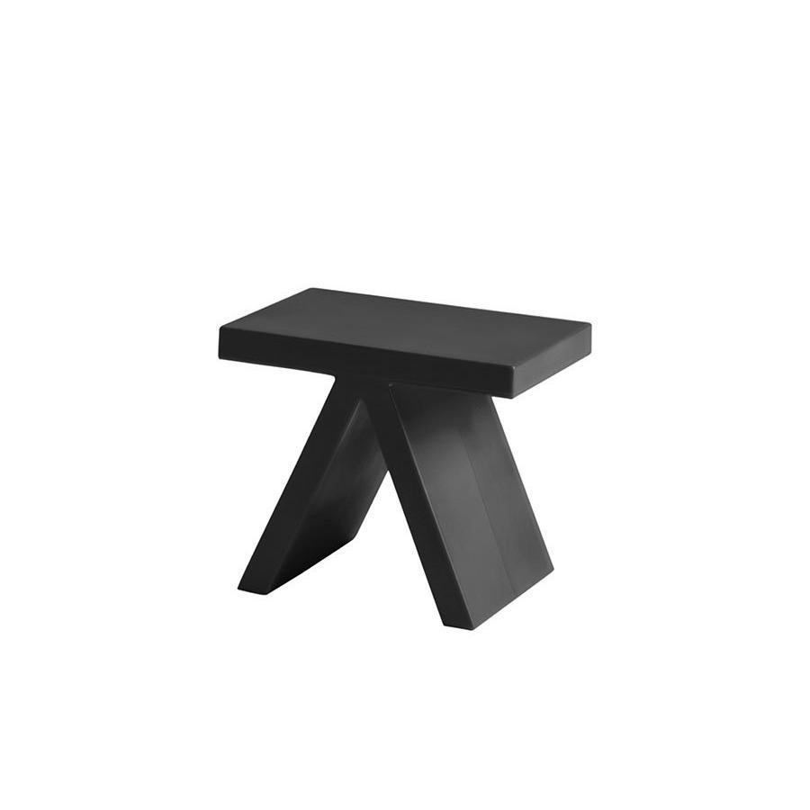TOY Tisch jet black