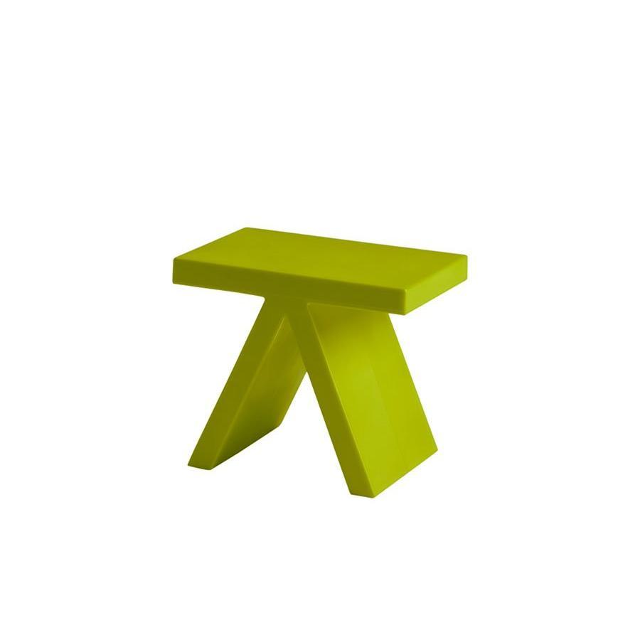 TOY Tisch lime green