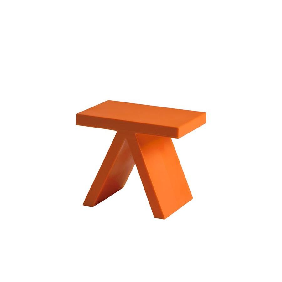 TOY Beistelltisch orange