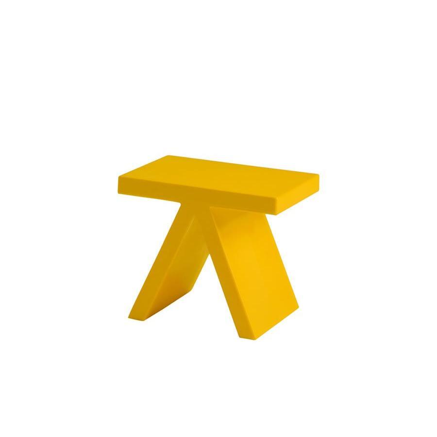 TOY Tisch saffron yellow