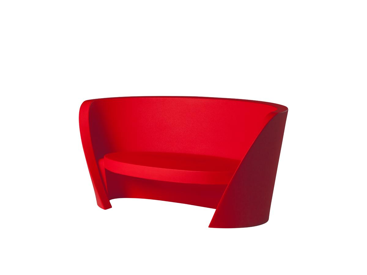 RAP Sitzbank / Sofa flame red