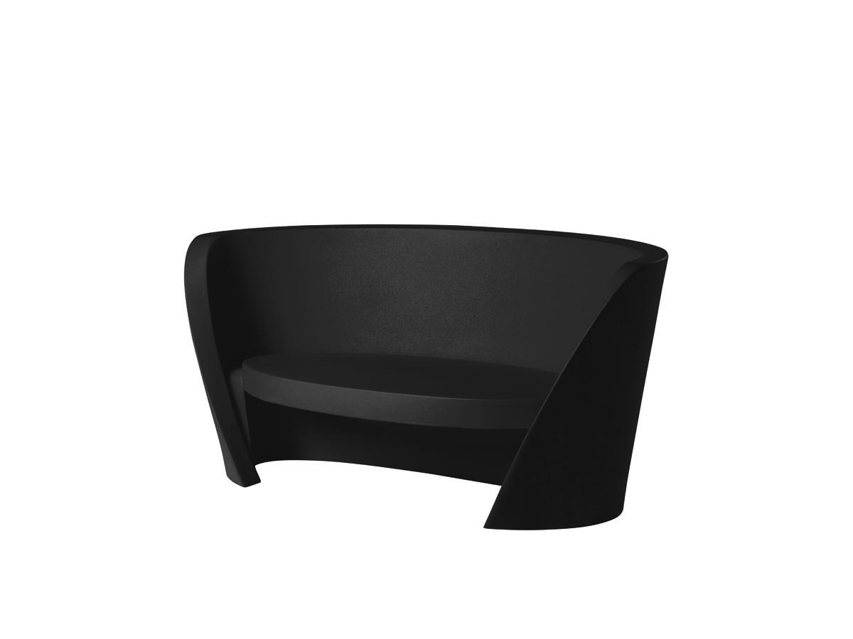 RAP Sitzbank / Sofa jet black