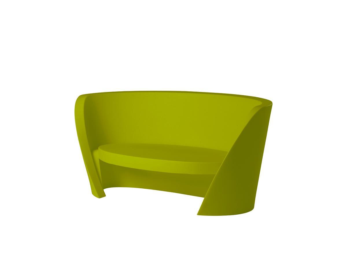 RAP Sitzbank / Sofa lime green