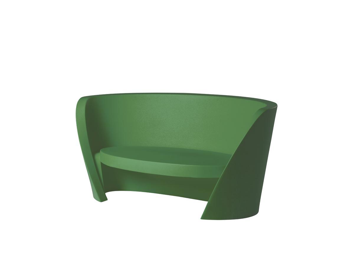 RAP Sitzbank / Sofa malva green