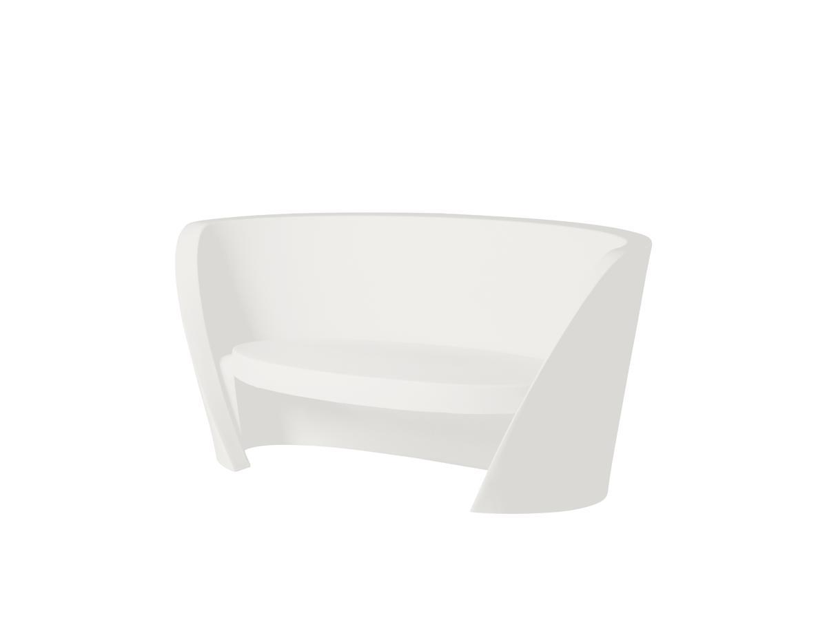 RAP Sitzbank / Sofa milky white