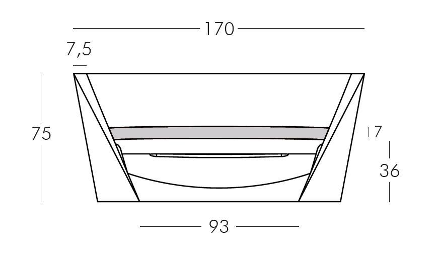 RAP Sitzbank / Sofa Vermassung