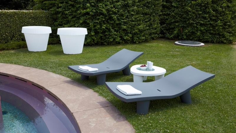 LOW LITA Lounge Gartenliege