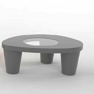 LOW LITA Tisch grau