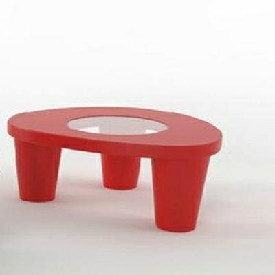 LOW LITA Tisch rot
