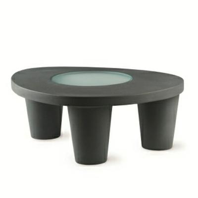 LOW LITA Tisch schwarz