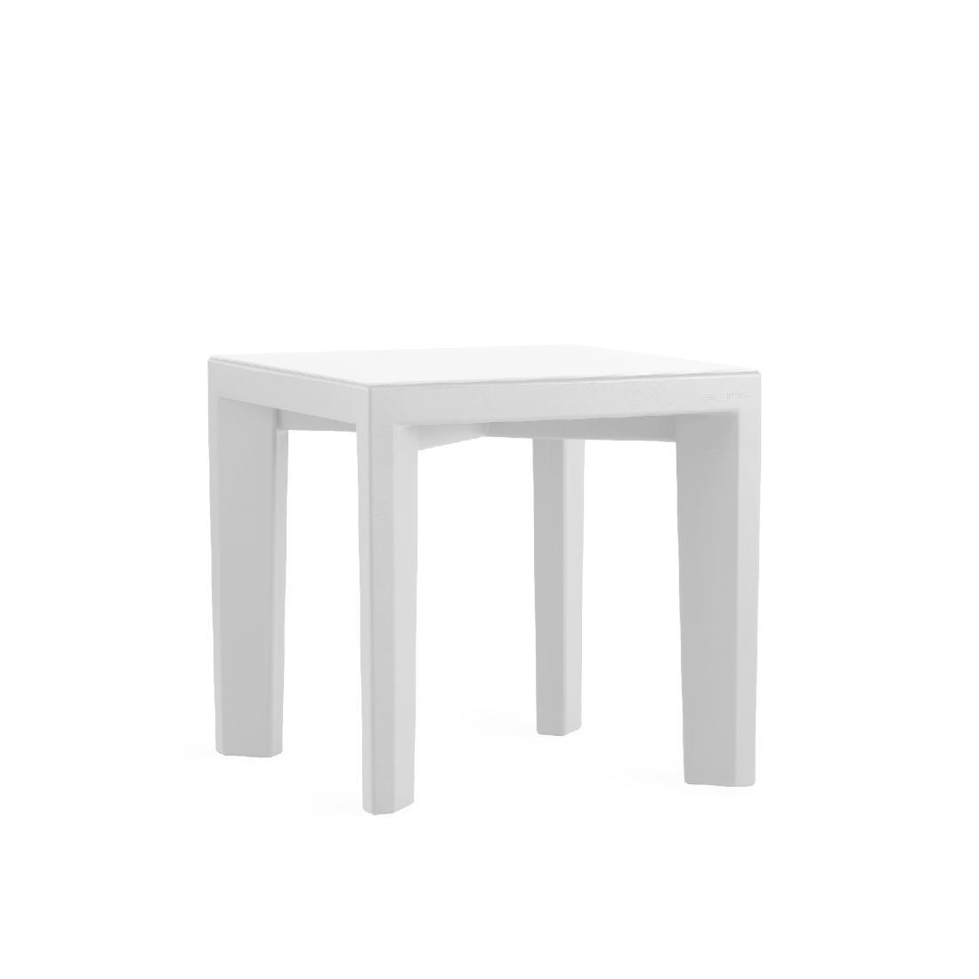 GINO Tisch weiß lackiert