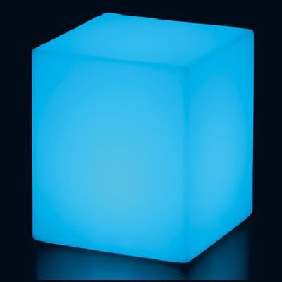 CUBO 50er Leuchtwürfel mit Akku / LED