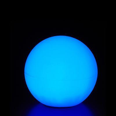 GLOBO 30er Leuchtkugel mit Akku / LED, 25 oder 30 cm
