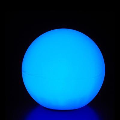 GLOBO 40er Leuchtkugel mit Akku / LED, 40 cm