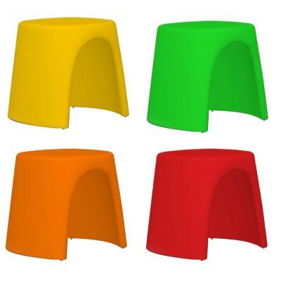 AMELIE STOOL Hocker frische Farben