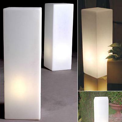 IO Leuchtsäule INDOOR/OUTDOOR mit LED Beleuchtung