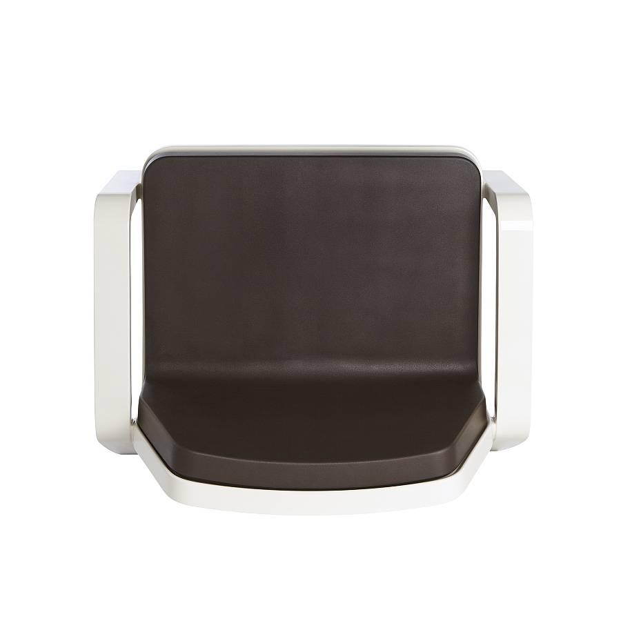 AMERICA Lounge-Armlehnstuhl von Oben gesehen