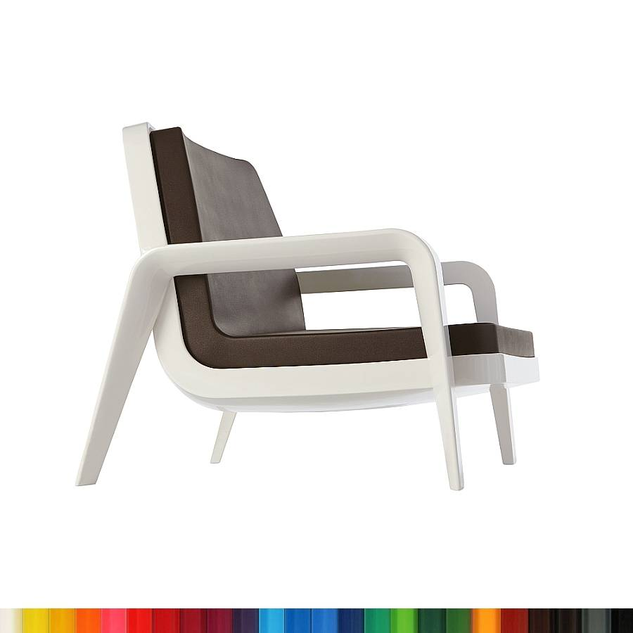 AMERICA Lounge Sessel von Slide Design bei homeform.de