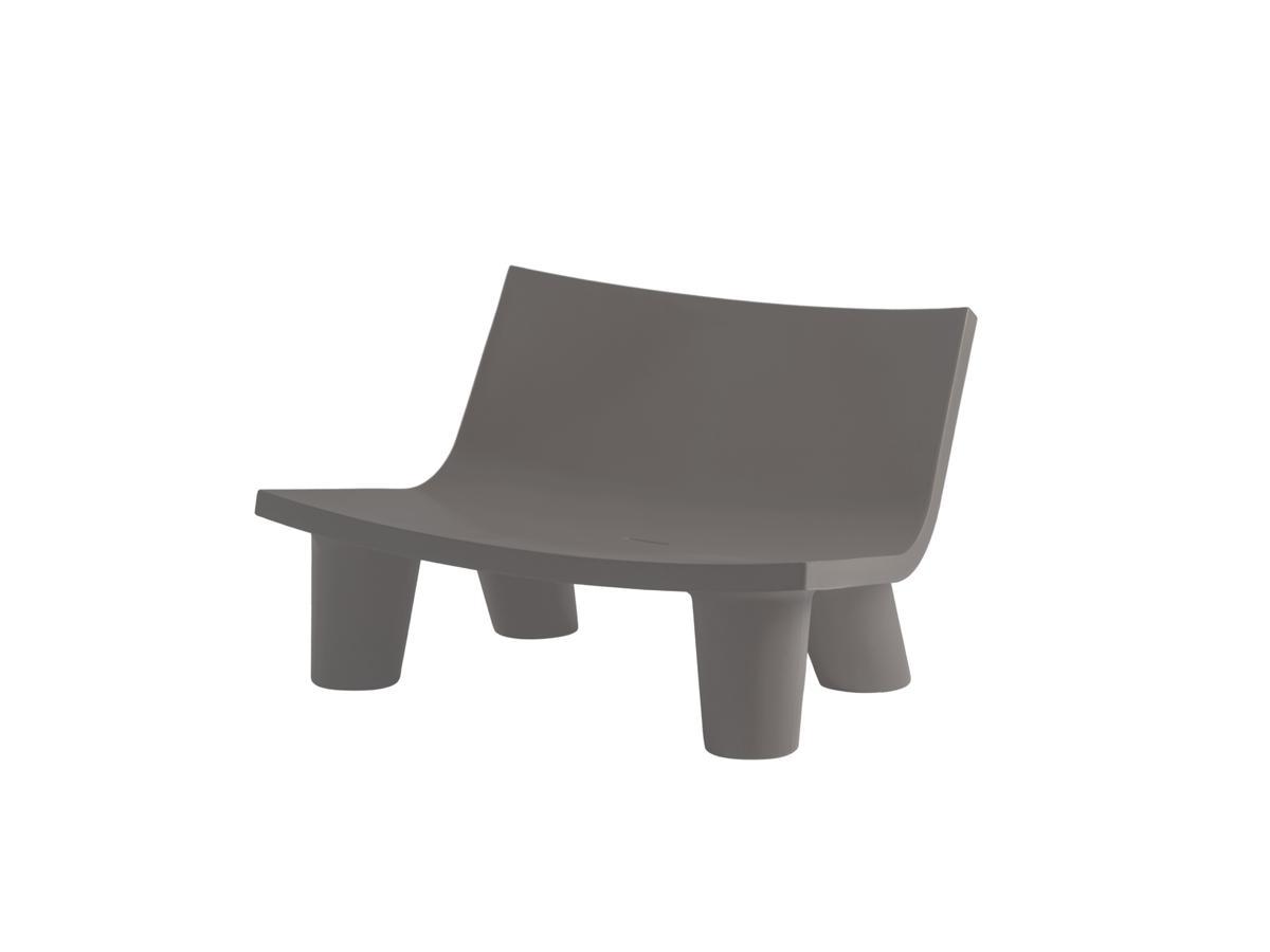 LOW LITA Gartensofa / Loungesofa argil grey