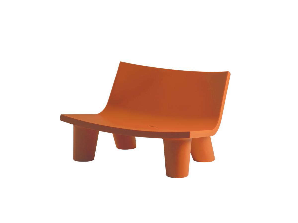 LOW LITA Gartensofa / Loungesofa orange