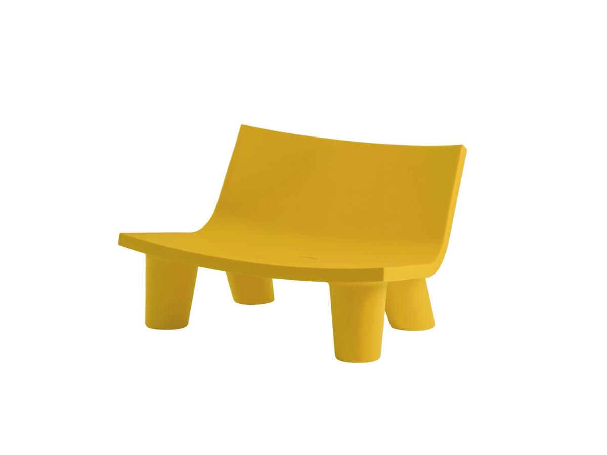 LOW LITA Gartensofa / Loungesofa saffron yellow