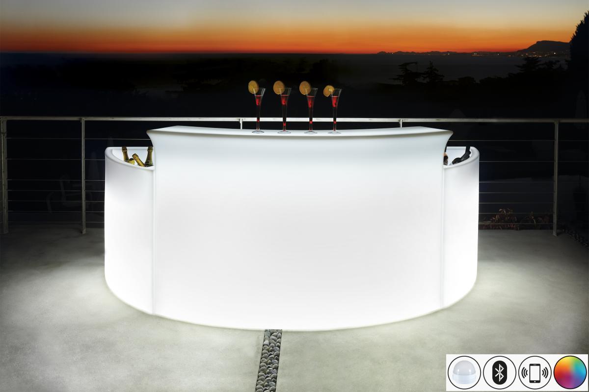 BREAK BAR und ICE BAR Kombination Nr. 3, mit Candy Light Hochleistungsakkus