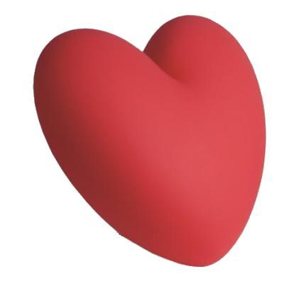 LOVE Wandleuchte Herz rot