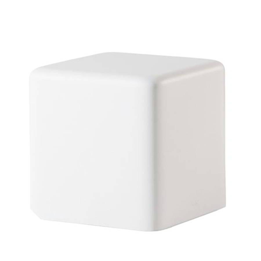 SOFT CUBO Hocker 43 cm, soft white