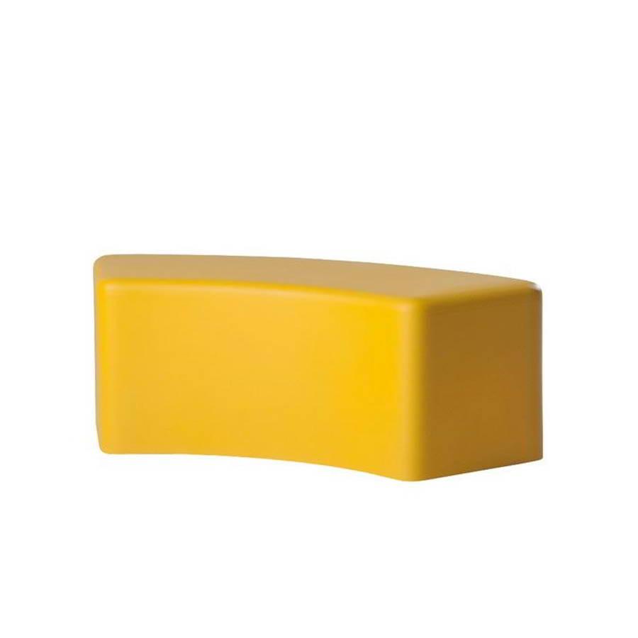 SOFT SNAKE Bank 43 cm, soft yellow