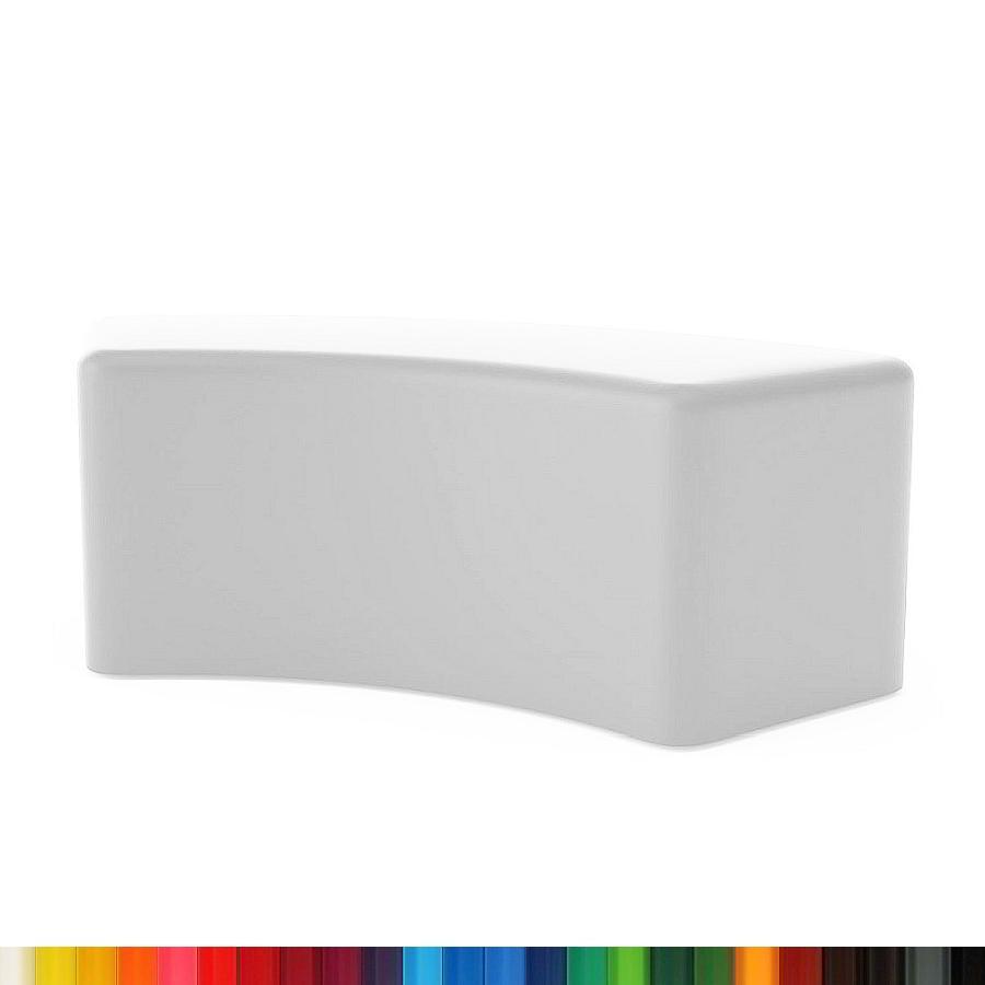 SOFT SNAKE Bank 43 cm, Farbe nach Kundenwunsch