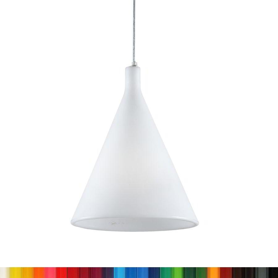 JUXT Pendelleuchte in vielen Farben, matt oder lackeirt