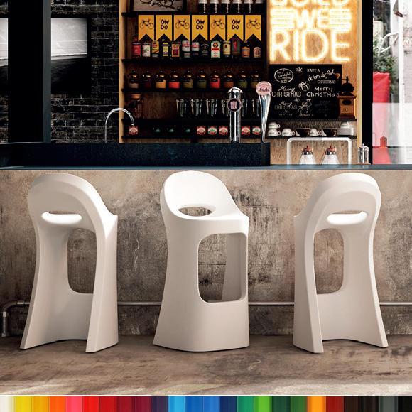 AMELIE SIT UP Barhocker 3 Stück an der Bar, in vielen Farben erhältlich