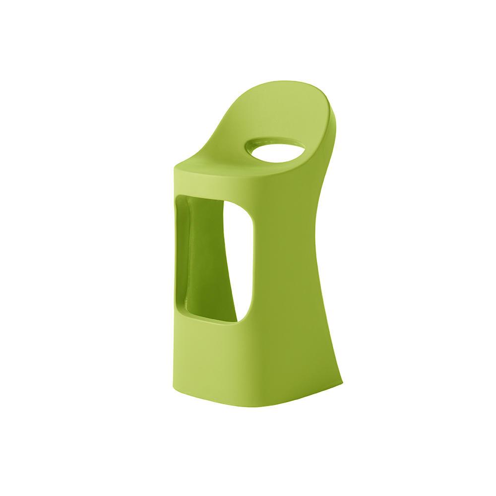 AMELIE SIT UP Barhocker lime green