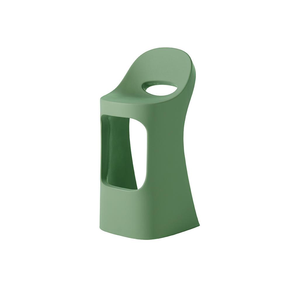 AMELIE SIT UP Barhocker malve green