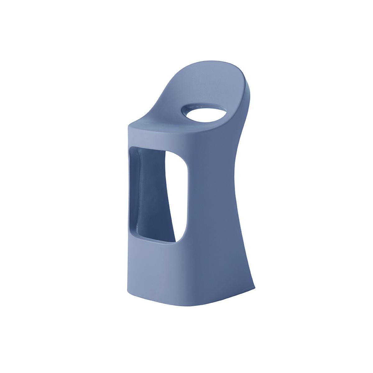 AMELIE SIT UP Barhocker powder blue