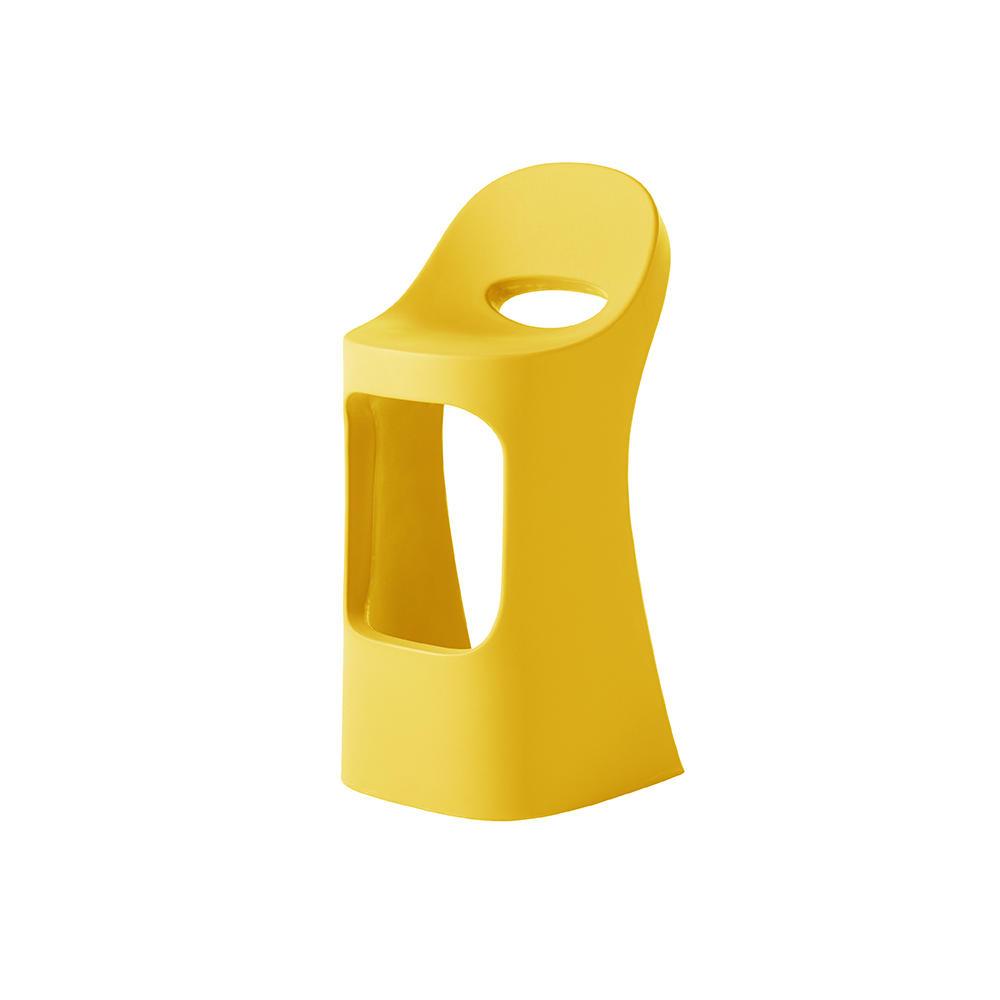 AMELIE SIT UP Barhocker saffron yellow