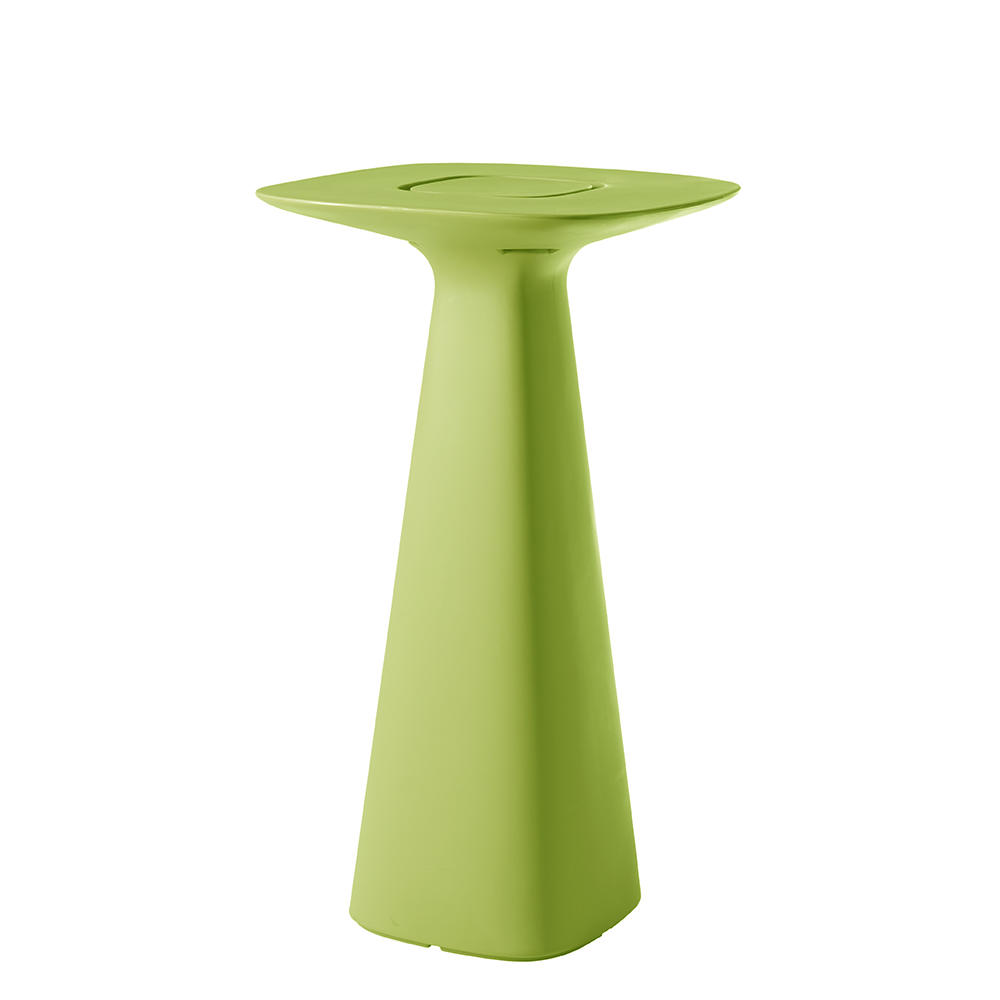 AMELIE UP Stehtisch lime green