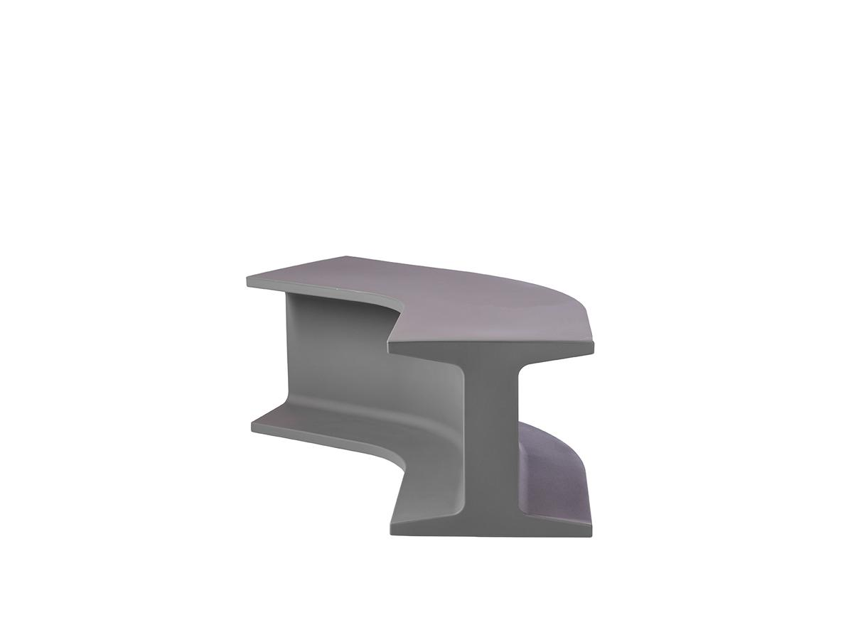 IRON Bank argil grey