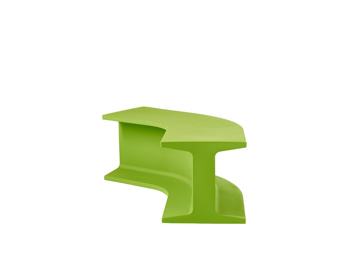 IRON Bank lime green