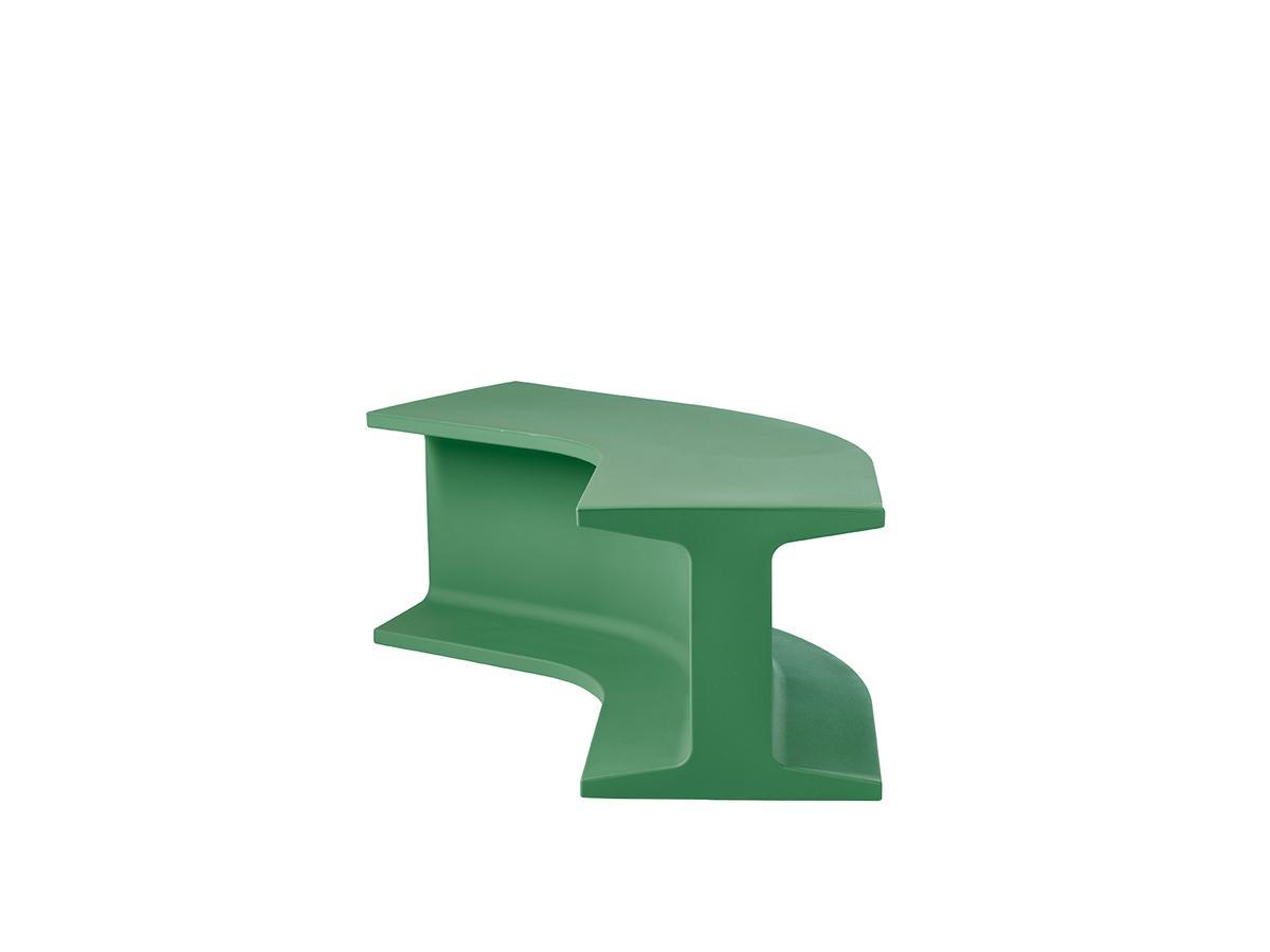 IRON Bank malva green