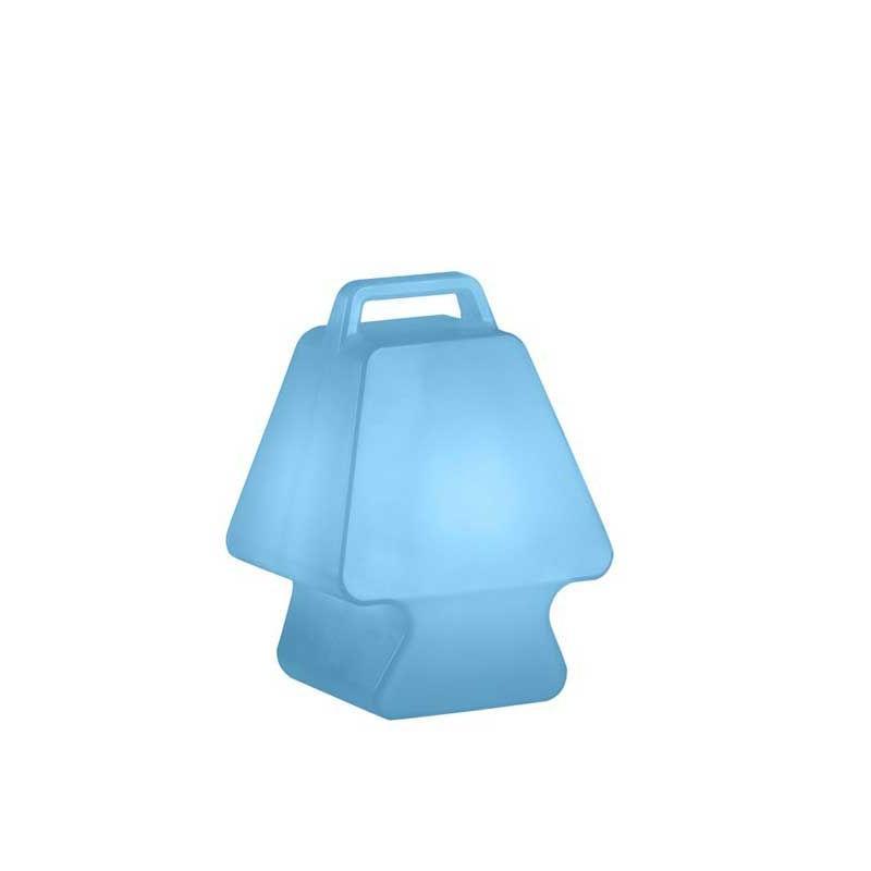 PRET-A-PORTER Leuchte Gehäuse blau