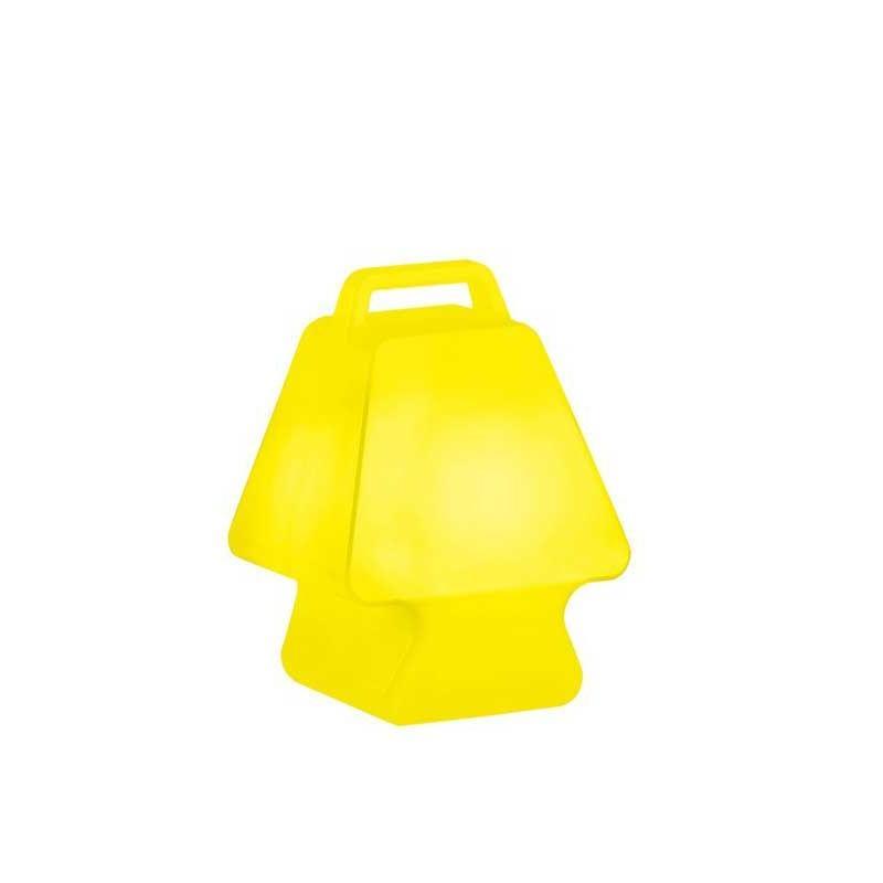 PRET-A-PORTER Leuchte Gehäuse gelb