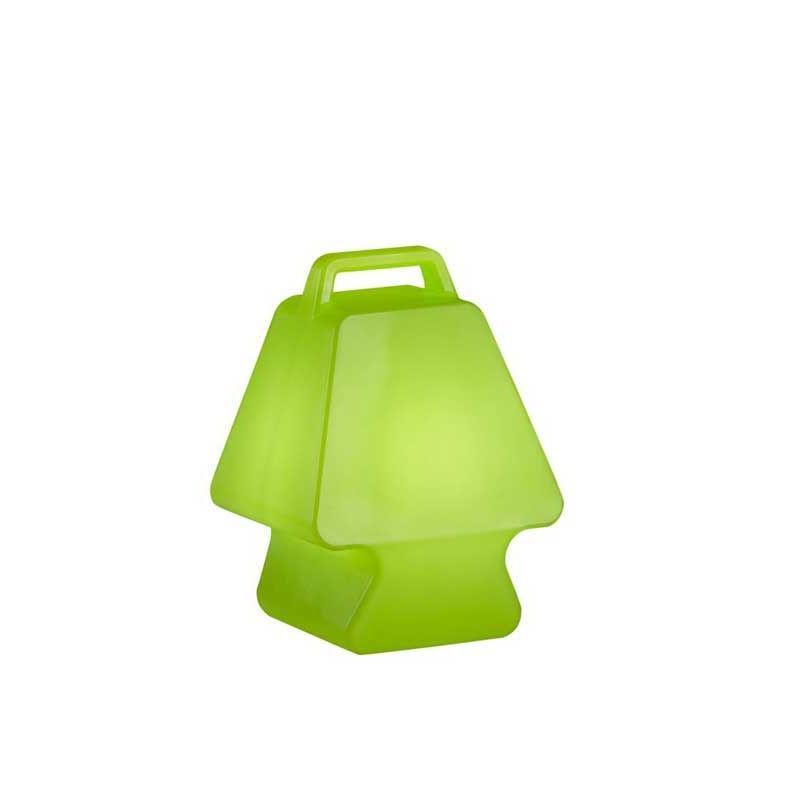 PRET-A-PORTER Leuchte Gehäuse grün